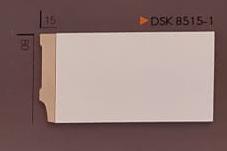 Plinte Duro-Polimer Albe DSK 8515-1
