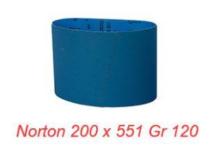 NORTON 200 x 551 GR 120 ZR