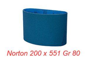 NORTON 200 x 551 GR 80 ZR