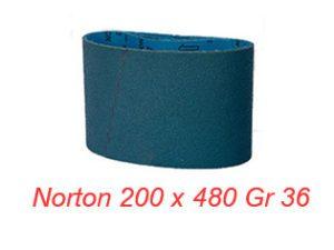 NORTON 200 x 480 GR 36 ZR