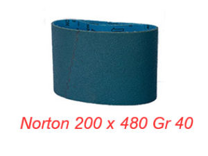 NORTON 200 x 480 GR 40 ZR