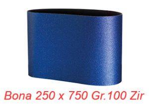BONA 250x750 Gr.100 Zirc