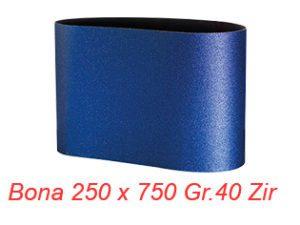 BONA 250x750 Gr.40 Zirc