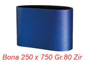 BONA 250x750 Gr.80 Zirc