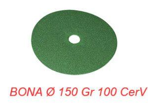 BONA Ø 150 Gr 100 CerV
