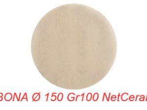 BONA Ø 150 Gr 100 NetCeram