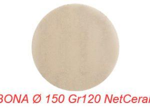 BONA Ø 150 Gr 120 NetCeram