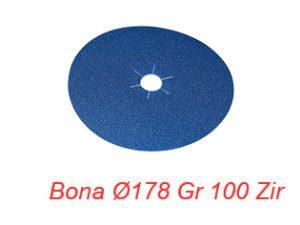 BONA Ø 178 Gr 100 Zir